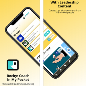 Lifestyle App of the Week - Rocky
