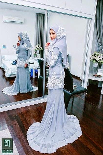 12 Gambar Majlis Perkahwinan Erin Malek Dan Farriz Fauzy
