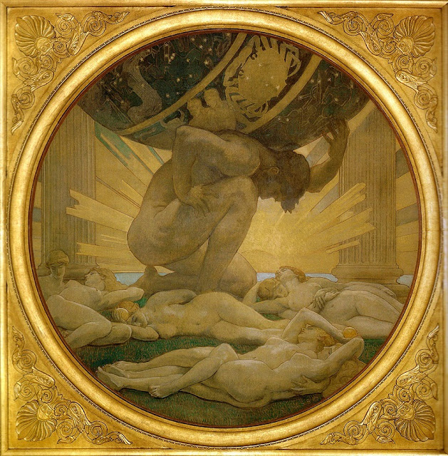 atlas, Hesperides, Sargent