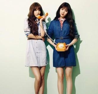 Sooyoung & Seohyun CeCi Magazine