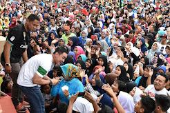 Masyarakat Antusias Ikuti Aneka Kegiatan HUT Ke 61 Provinsi Jambi