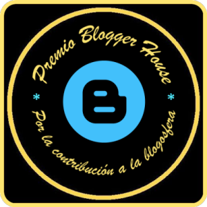 PREMIO BLOGGER HOUSE 2016