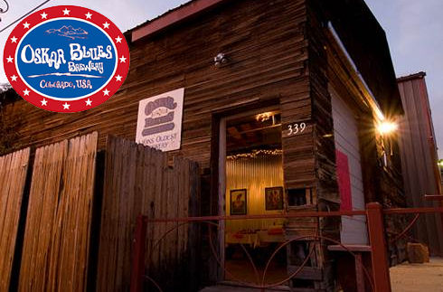 The original Oskar Blues Brewery