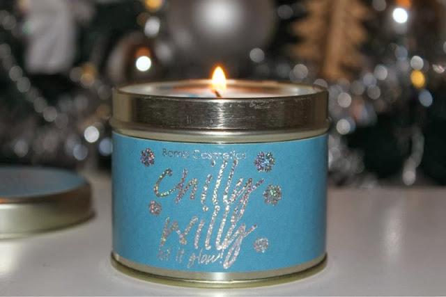 Bomb Cosmetics Christmas Candles