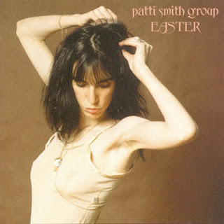 Patti Smith Group - Because The Night - On Easter Album (1978)