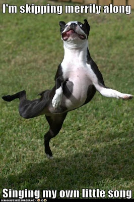 Doggy Dance Pic