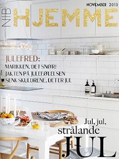 NIB Hjemme magazine