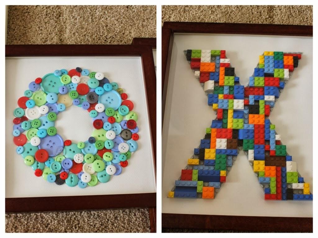 Crafting Baby Stuff Imagine That DIY Nursery Wall Decor 2