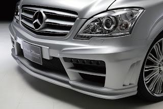 Mercedes Viano by Wald International