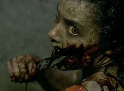 Evil Dead 2013 gore