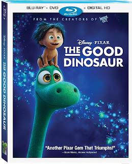 The Good Dinosaur Bluray