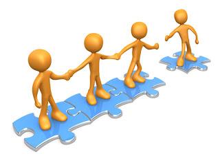 create blogger community