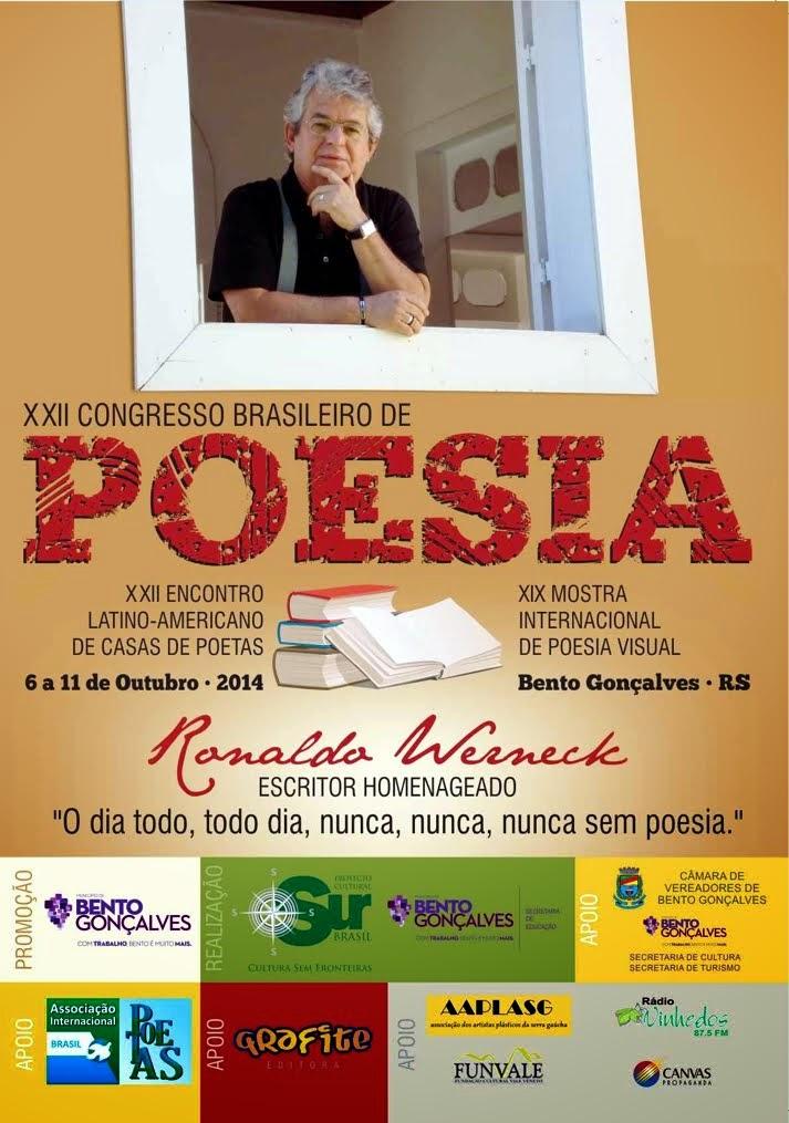 XXII Congresso Brasileiro de Poesia
