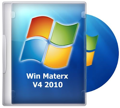Windows XP Materx 4 2010 - Mediafire