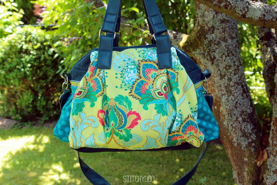 stitchydoo: Taschenspieler 2 Sew Along | Kugeltasche