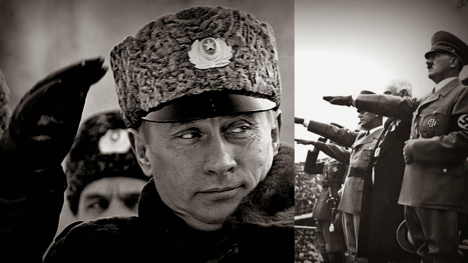Montreal Simon: The Putin Olympics and the Nazi Games of 2014