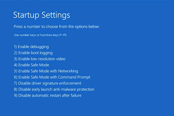 How to Start Windows 8 in Safe Mode 2