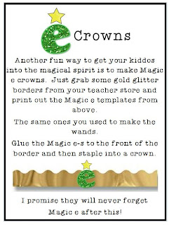 The Tue Story of Magic e Crown directions, photo