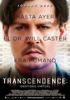 Transcendence: Identidad Virtual (2014)