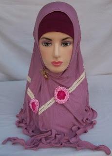 Grosir Jilbab Segitiga Termurah
