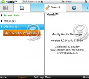 facebook chat software for mobile nokia 2700