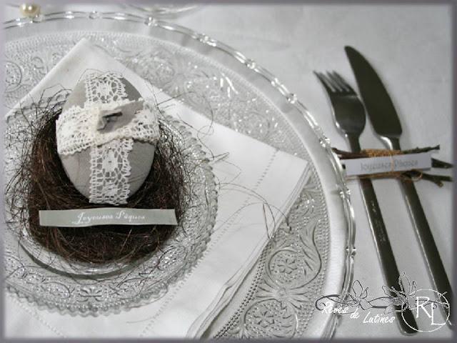 R ves de lutines - Place du verre a eau sur une table ...
