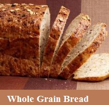 health benefit of whole grain bread