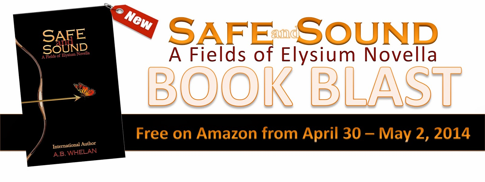 Book Blast: Safe and Sound by A.B. Whelan