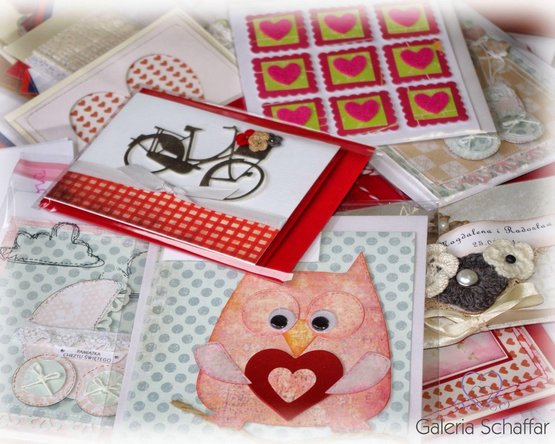 konkurs na blogu i facebooku albumy ręcznie robione kartki handmade wrocław galeria schaffar