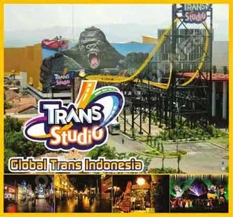 Paket Wisata Trans Studio Bandung Murah Terbaik