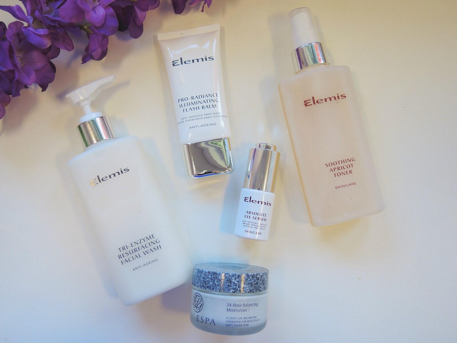My Morning Skincare Routine | ESPA Elemis