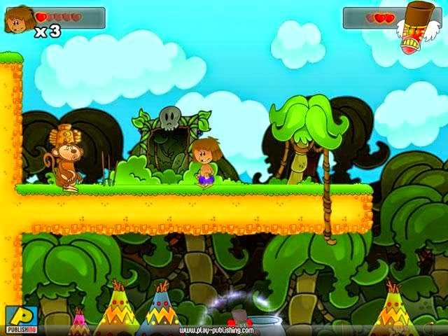 Jungle Boy Game images