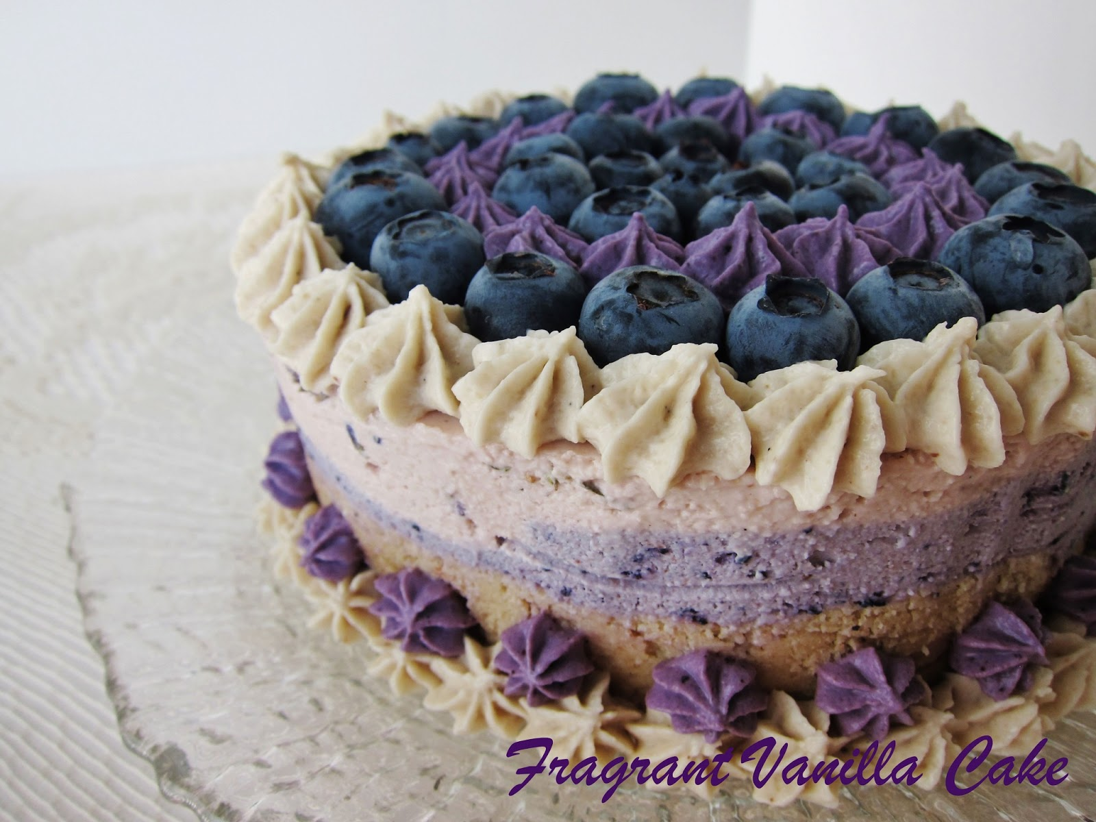 Blueberry Cake Recipe Dishmaps