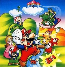 GAMES: Mario 30 Anos: O controverso Super Mario 2 Mario3