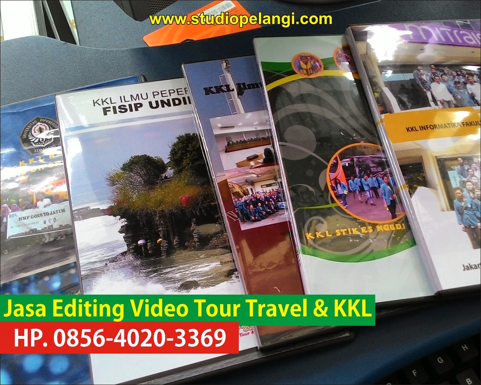editing video tour and travel semarang