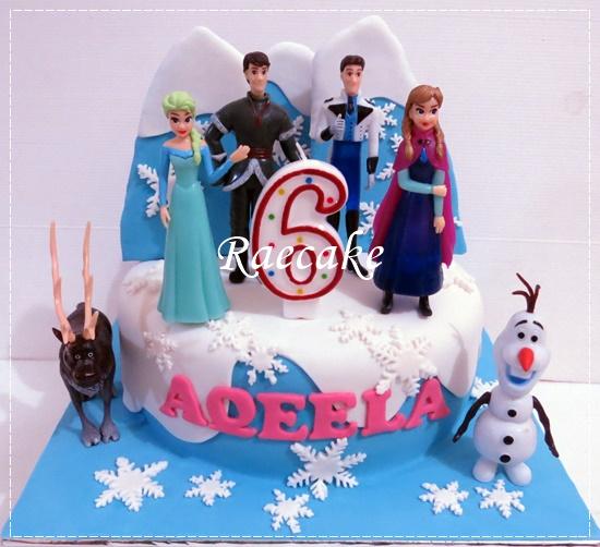 Kue Ulang Tahun Birthday CakeCupcake Cake RaeCake 2015