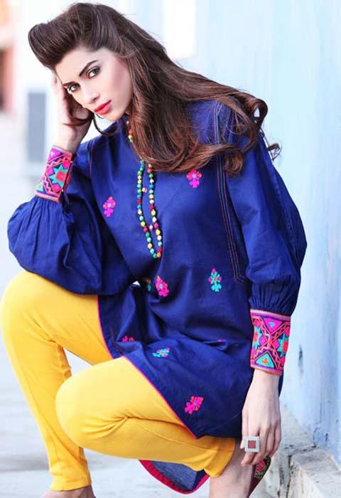 Pakistani Women Long Hair