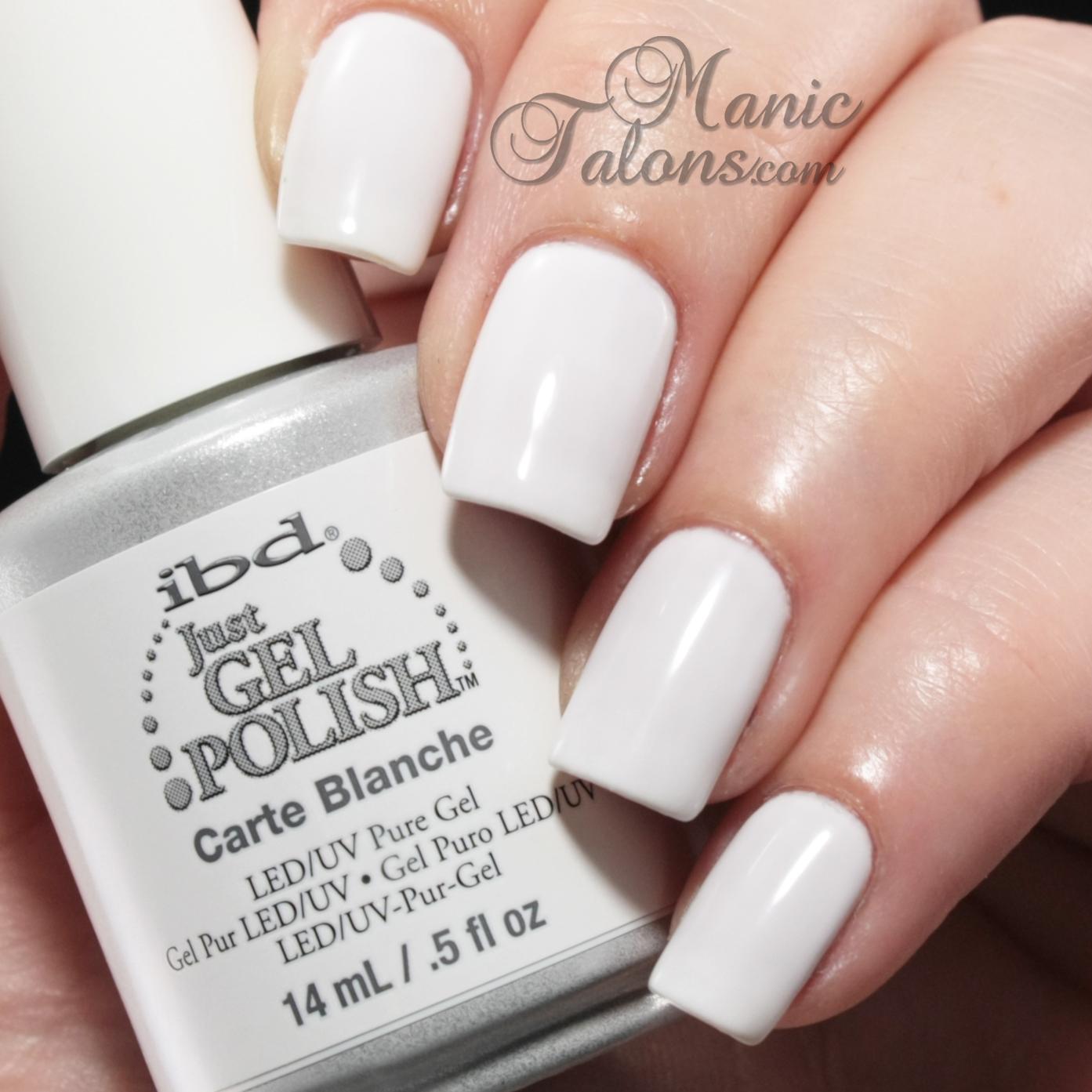 IBD Just Gel Polish Carte Blanche