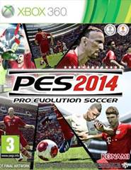 Pro Evolution Soccer 2014 X-BOX360 Torrent