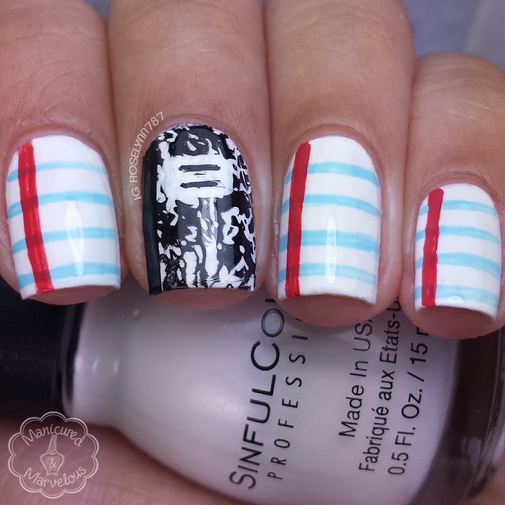 Back to School Nail Art - Back To School Nail Art - Manicured & Marvelous