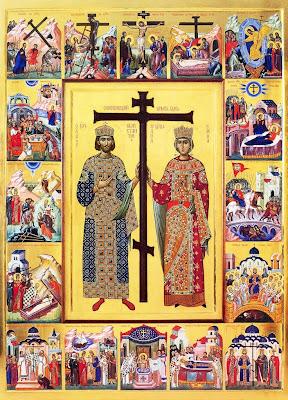 Viata Sfintilor Constantin si Elena