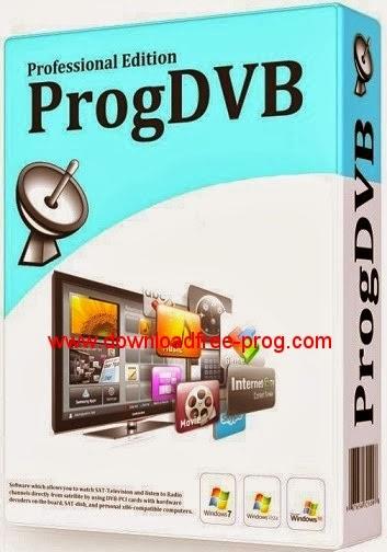 تحميل برنامج ProgDVD 7.00 لمشاهدة القنوات الفضائية