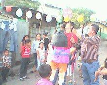 Una Fiesta con Jesus y los niños