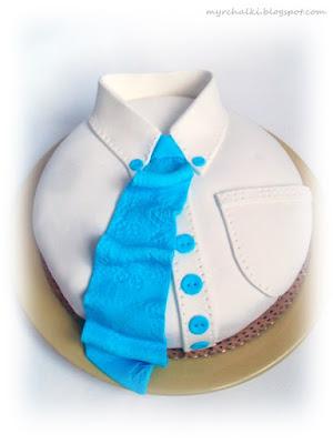 мастичный торт для мужчины