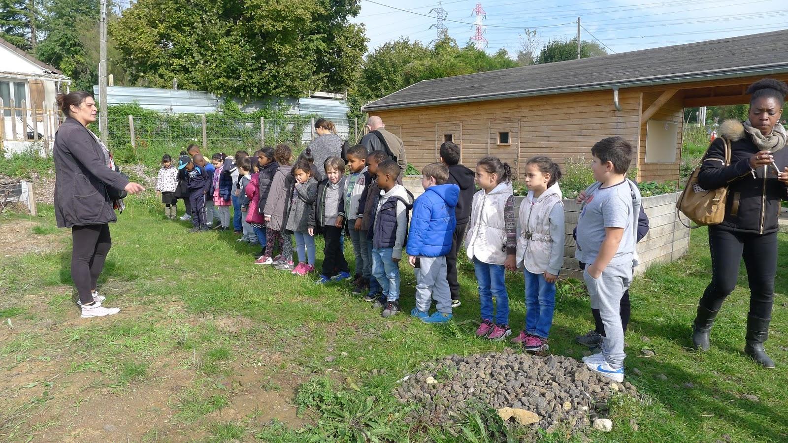 D couverte du jardin de la butte pinson pierrefitte for Jardin cultural uabc 2015