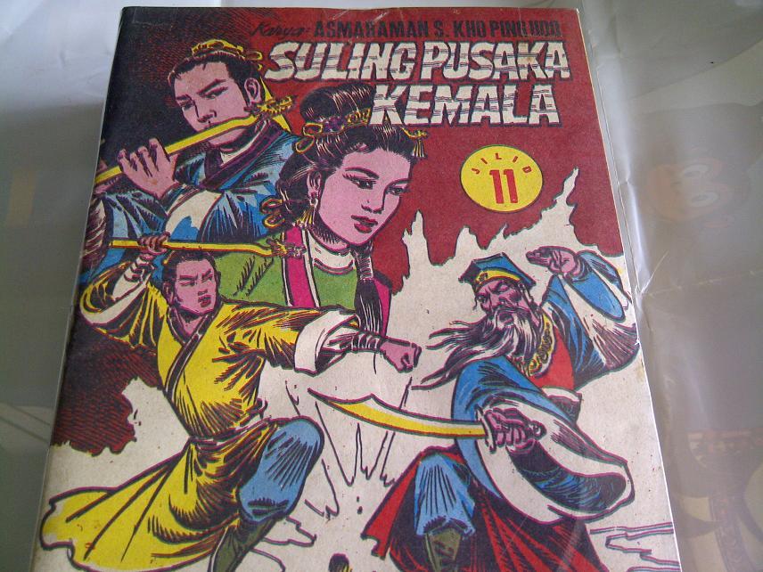 Photo Komik Terbaru dan Cerita Silat 2012 06 18