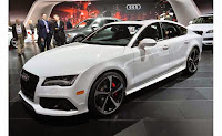 The Fresher Beast of New 2015 Audi RS7