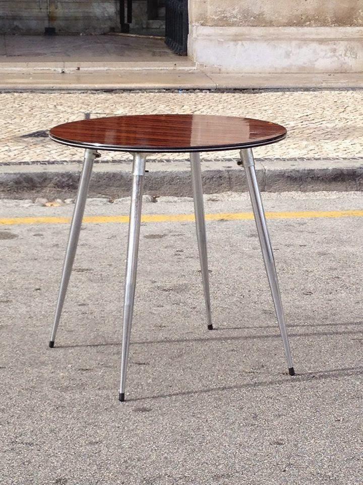 mesa, cozinha, fórmica, 70's, vintage