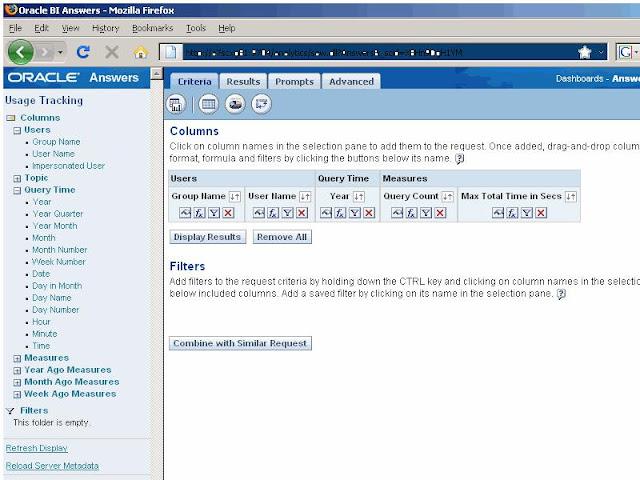 srinivasan software solutions obiee 10g and 11g usage tracking rh ssssupport blogspot com Magento Developer Guide Release Notes