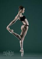 ballerine calves